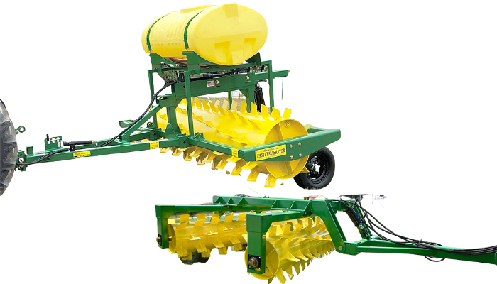 Ranchworx Pasture Aerator Lawson Series